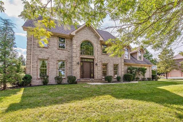 882 Box Turtle Court, Columbus, IN 47201 (MLS #21808953) :: Mike Price Realty Team - RE/MAX Centerstone