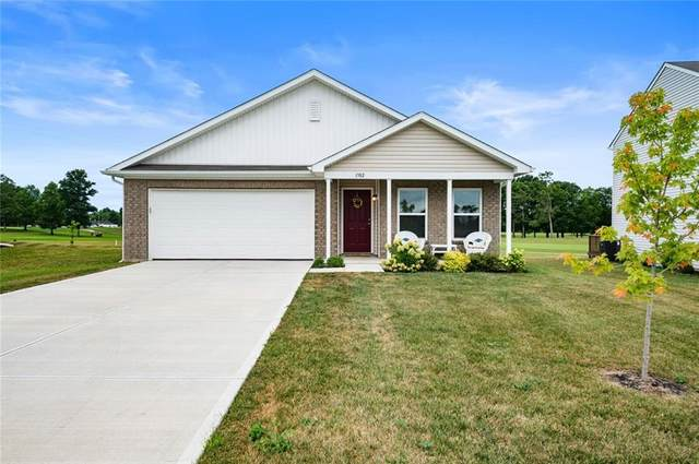 1382 N Gregg Drive, Albany, IN 47320 (MLS #21808985) :: The ORR Home Selling Team