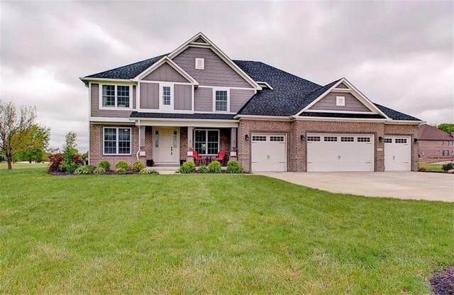13614 Browning Drive, Fishers, IN 46037 (MLS #21809167) :: Richwine Elite Group