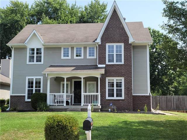 4801 Melbourne Road, Indianapolis, IN 46228 (MLS #21809472) :: Pennington Realty Team
