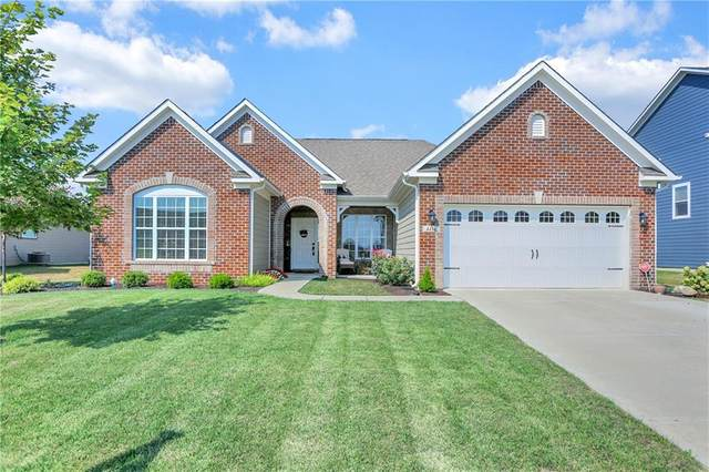 4416 Fox Hunt Drive, Bargersville, IN 46106 (MLS #21809534) :: The Evelo Team