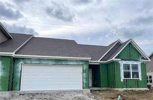 8641 Faulkner Drive, Indianapolis, IN 46239 (MLS #21809842) :: The Indy Property Source