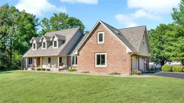 9484 N Staton Drive, Mooresville, IN 46158 (MLS #21809960) :: Mike Price Realty Team - RE/MAX Centerstone