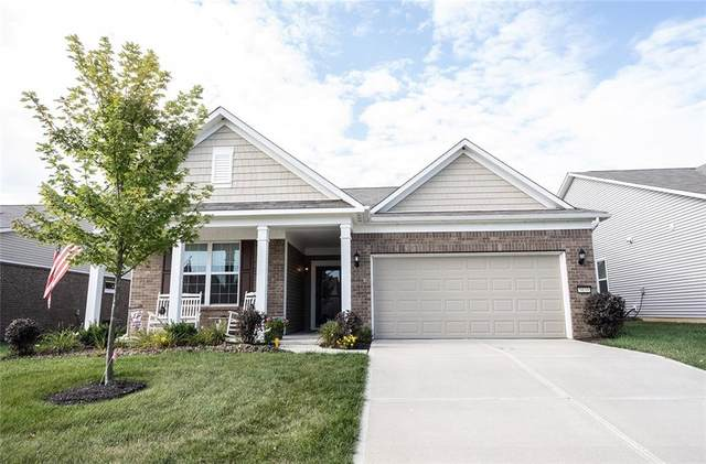 5039 Silverbell Drive, Plainfield, IN 46168 (MLS #21810090) :: Richwine Elite Group