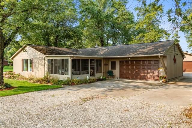 3551 S Bell Creek Road, Yorktown, IN 47396 (MLS #21810100) :: The ORR Home Selling Team