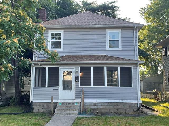3027 Guilford Avenue, Indianapolis, IN 46205 (MLS #21810140) :: JM Realty Associates, Inc.