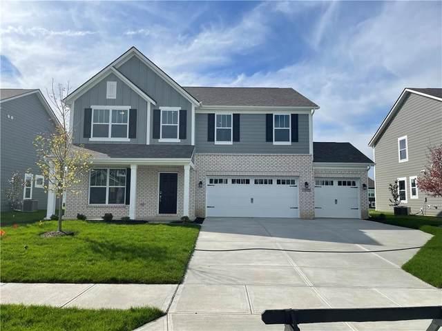 19157 Horsewood Drive, Westfield, IN 46062 (MLS #21810472) :: Heard Real Estate Team | eXp Realty, LLC