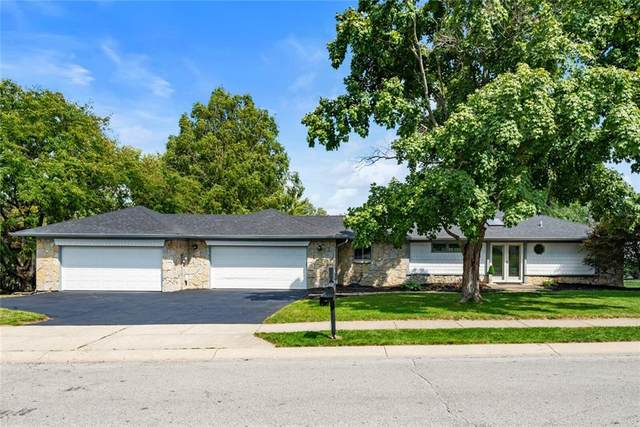 6006 Buttonwood Drive, Noblesville, IN 46062 (MLS #21810529) :: Richwine Elite Group