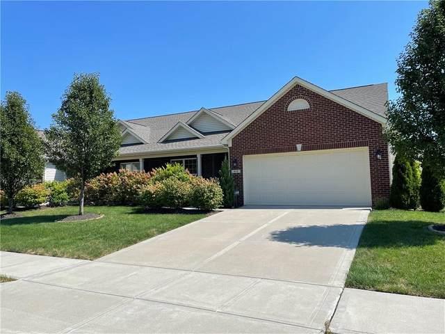 413 Angelina Way, Avon, IN 46123 (MLS #21810552) :: Ferris Property Group