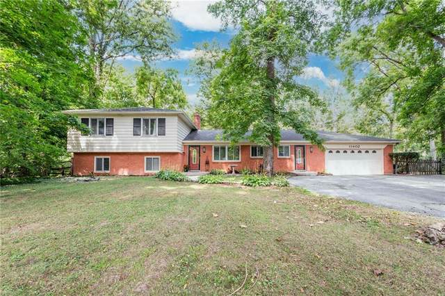 11402 Peacock Drive, Indianapolis, IN 46236 (MLS #21810639) :: Richwine Elite Group