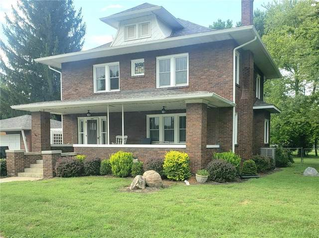 78 W Michigan Street, Clayton, IN 46118 (MLS #21810650) :: The Indy Property Source