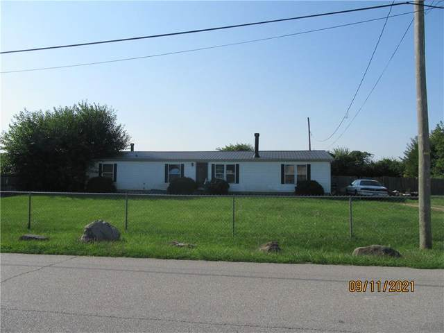 6377 E South Street, Crawfordsville, IN 47933 (MLS #21810687) :: Mike Price Realty Team - RE/MAX Centerstone
