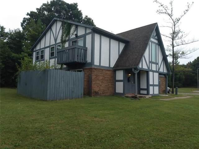 3754 N Tudor Park Drive, Indianapolis, IN 46236 (MLS #21810771) :: Heard Real Estate Team   eXp Realty, LLC