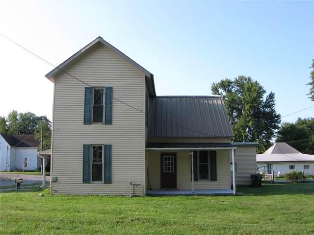 208 N East Street, Carthage, IN 46115 (MLS #21810773) :: Heard Real Estate Team | eXp Realty, LLC
