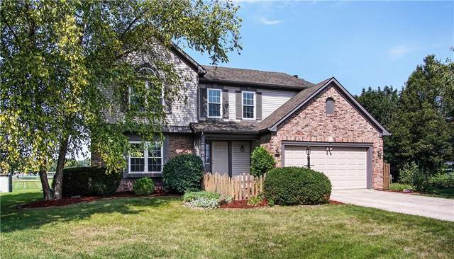 13720 Wyandotte Place, Fishers, IN 46038 (MLS #21810989) :: Mike Price Realty Team - RE/MAX Centerstone
