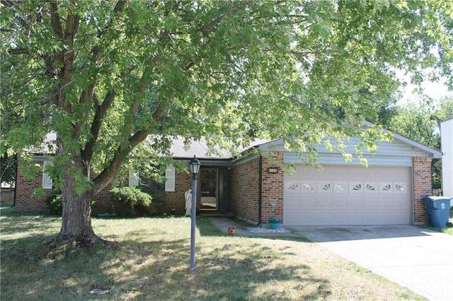 4029 Shadow Pointe Lane, Indianapolis, IN 46254 (MLS #21811105) :: Mike Price Realty Team - RE/MAX Centerstone