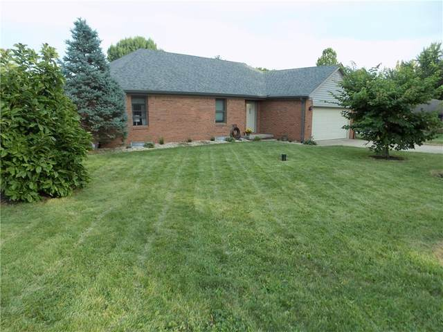 4521 Western Street, Clayton, IN 46118 (MLS #21811470) :: The Indy Property Source