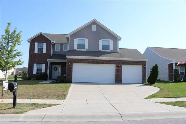 7905 Housefinch Lane, Indianapolis, IN 46239 (MLS #21811521) :: Dean Wagner Realtors
