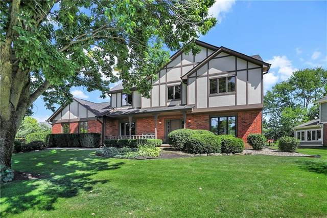 260 Sioux Circle, Noblesville, IN 46062 (MLS #21811750) :: Richwine Elite Group