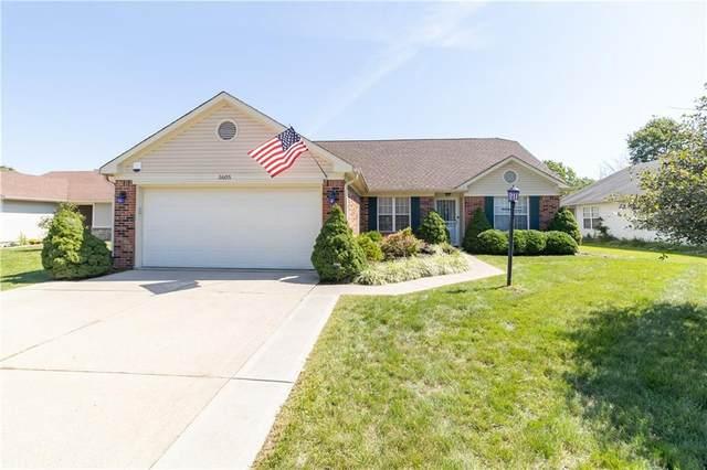 1605 Warren Lake Court, Indianapolis, IN 46229 (MLS #21811805) :: Heard Real Estate Team | eXp Realty, LLC