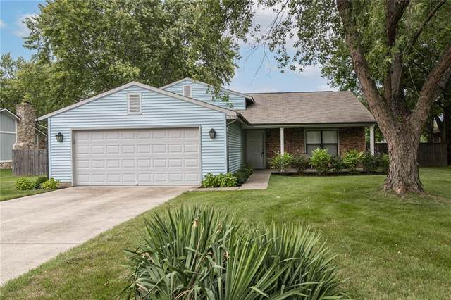 7528 Kilmer Lane, Indianapolis, IN 46256 (MLS #21811885) :: Mike Price Realty Team - RE/MAX Centerstone