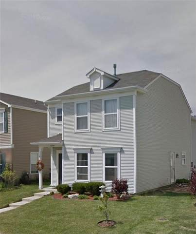 12708 Loyalty Drive, Fishers, IN 46037 (MLS #21811996) :: Ferris Property Group