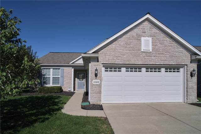 13982 Avalon Boulevard, Fishers, IN 46037 (MLS #21812056) :: Mike Price Realty Team - RE/MAX Centerstone