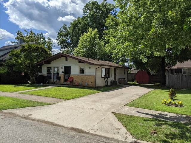 2130 N Cherry Street, Columbus, IN 47201 (MLS #21812515) :: Mike Price Realty Team - RE/MAX Centerstone