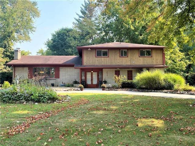 2535 Will Crest Drive, Indianapolis, IN 46228 (MLS #21812689) :: Pennington Realty Team