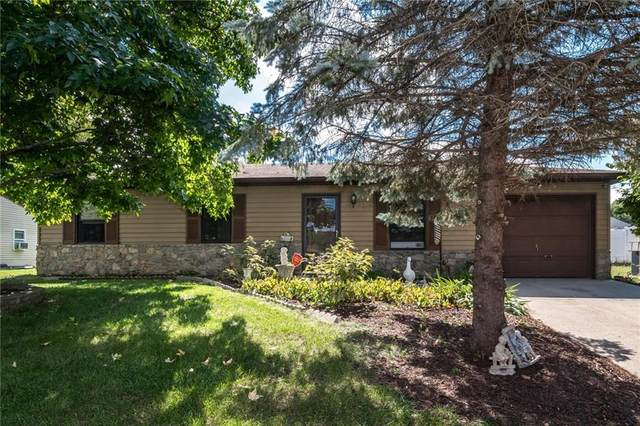 1203 Gulf Drive, Indianapolis, IN 46217 (MLS #21812782) :: Pennington Realty Team