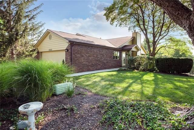8080 Shoreridge Terrace, Indianapolis, IN 46236 (MLS #21812837) :: Ferris Property Group
