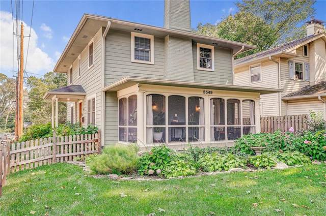 5549 Guilford Avenue, Indianapolis, IN 46220 (MLS #21813058) :: Mike Price Realty Team - RE/MAX Centerstone