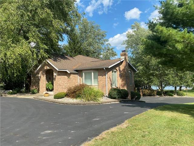 550 NW Santee Drive, Greensburg, IN 47240 (MLS #21813107) :: Mike Price Realty Team - RE/MAX Centerstone