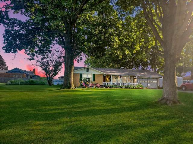 1305 Factory Street, Frankton, IN 46044 (MLS #21813349) :: Mike Price Realty Team - RE/MAX Centerstone
