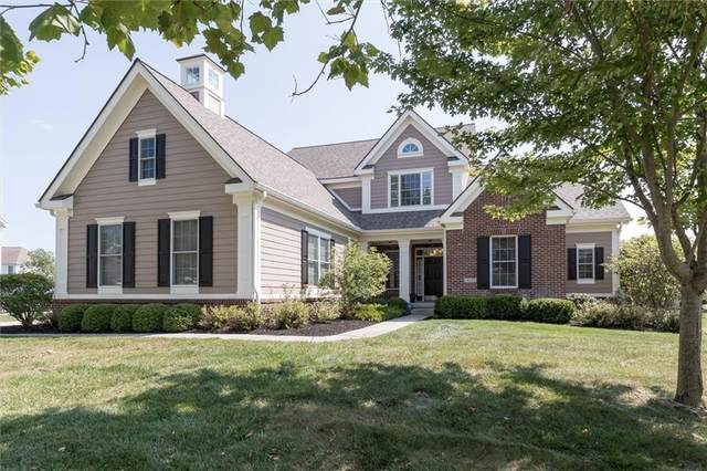 14225 Carlow Run, Carmel, IN 46074 (MLS #21813353) :: Mike Price Realty Team - RE/MAX Centerstone