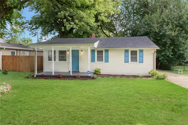 4241 S Lynhurst Drive, Indianapolis, IN 46221 (MLS #21813426) :: Dean Wagner Realtors
