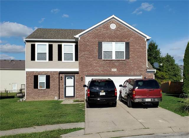 8828 Squire Boone Court, Camby, IN 46113 (MLS #21813505) :: Mike Price Realty Team - RE/MAX Centerstone