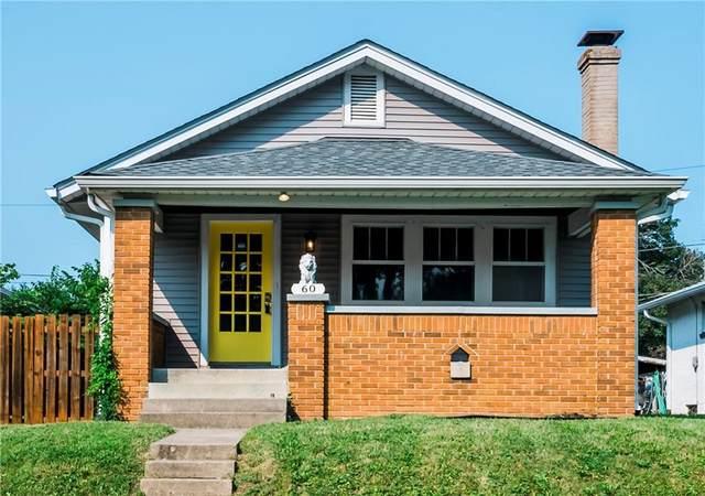 60 N 14th Avenue, Beech Grove, IN 46107 (MLS #21813591) :: JM Realty Associates, Inc.