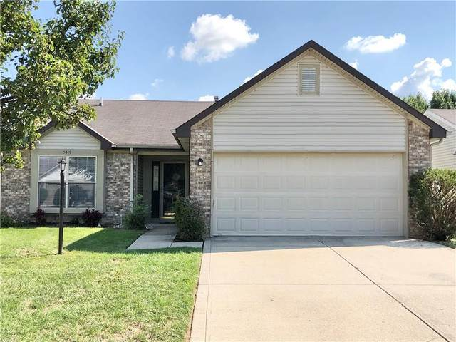 5319 Rocky Mountain Drive, Indianapolis, IN 46237 (MLS #21813712) :: Ferris Property Group