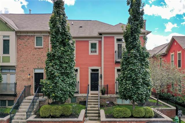 525 E New York Street, Indianapolis, IN 46202 (MLS #21813982) :: Ferris Property Group