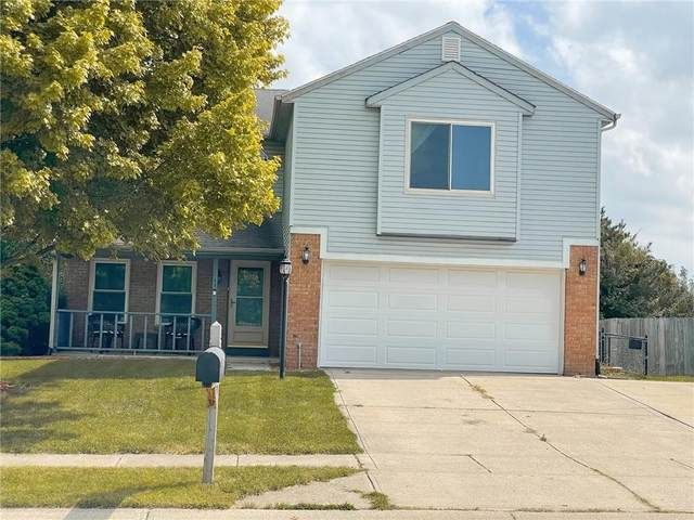 185 Meadow Glen Drive, Avon, IN 46123 (MLS #21814047) :: Mike Price Realty Team - RE/MAX Centerstone