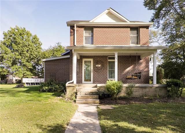 241 S Walnut Street, Jamestown, IN 46147 (MLS #21814100) :: JM Realty Associates, Inc.