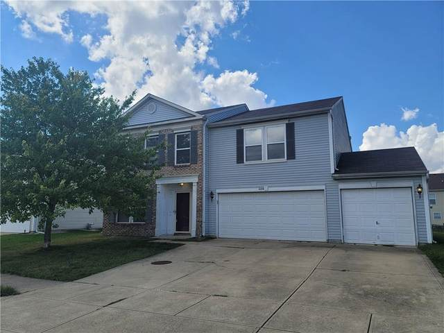 6184 Big Stone Drive, Indianapolis, IN 46234 (MLS #21814192) :: Mike Price Realty Team - RE/MAX Centerstone