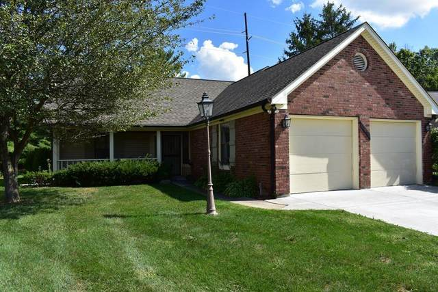 165 President Trail E, Indianapolis, IN 46229 (MLS #21814224) :: Dean Wagner Realtors