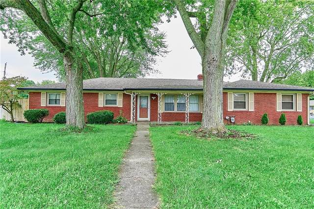 706 Coach Road, Indianapolis, IN 46227 (MLS #21814269) :: Mike Price Realty Team - RE/MAX Centerstone