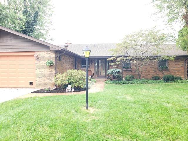 1013 Garnet Drive, Anderson, IN 46011 (MLS #21814337) :: Mike Price Realty Team - RE/MAX Centerstone