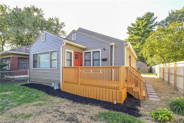1517 E 52nd Street, Indianapolis, IN 46205 (MLS #21814426) :: Pennington Realty Team