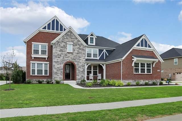 11153 Glen Avon Way, Zionsville, IN 46077 (MLS #21814490) :: Heard Real Estate Team | eXp Realty, LLC