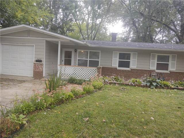 5457 E 42nd Street, Indianapolis, IN 46226 (MLS #21814530) :: The Indy Property Source
