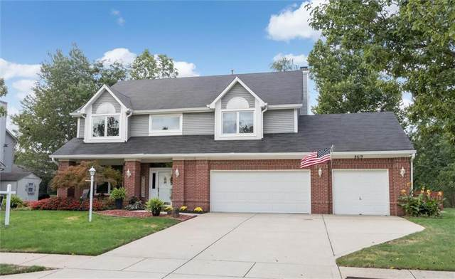8619 Lantern Farms Dr Drive, Fishers, IN 46038 (MLS #21814578) :: Pennington Realty Team